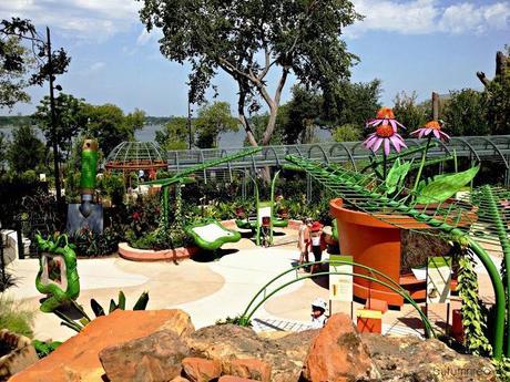 Sneak Peek Rory Meyers Children S Adventure Garden