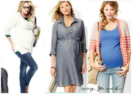 Style Inspirations To Stay Stylish During Pregnancy - Gap Maternity Wear