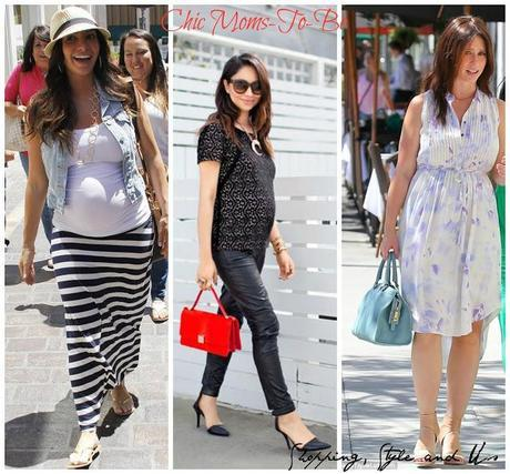Style Inspirations To Stay Stylish During Pregnancy