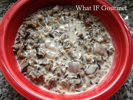 Creamy Mushroom and Wild Rice Soup (Gluten and Dairy Free ...