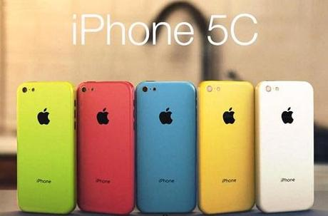 What colors can we expect from iPhone 5C?