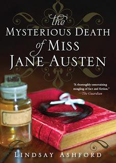 Review:  The Mysterious Death of Miss Jane Austen  by Lindsay Ashford