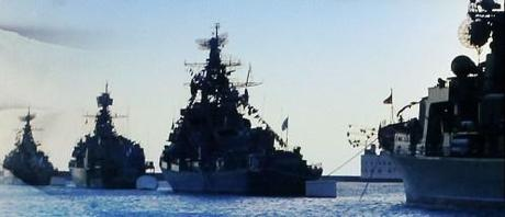 Russian Navy Democratic convention 2013