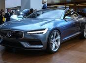 Volvo Shows Badass Concept Coupe