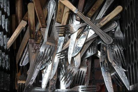 Rainy Cutlery