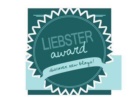 10 questions: Liebster Award