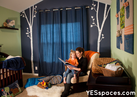 Yes Spaces nursery Ask Barbara: What Length Should My Childs Drapes Be?