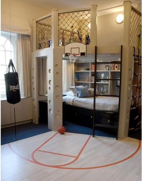 basketball court 546x700 Ask Barbara: What Length Should My Childs Drapes Be?