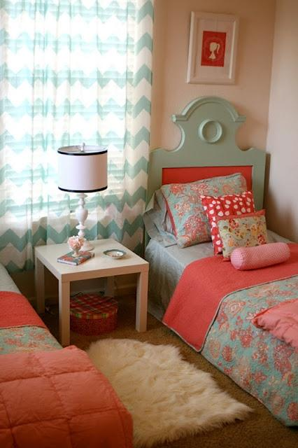 chevron pinterest Ask Barbara: What Length Should My Childs Drapes Be?