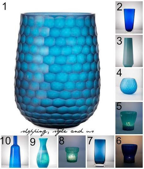 10 Blue Vases To Buy and Fall Home Decor Inspiration
