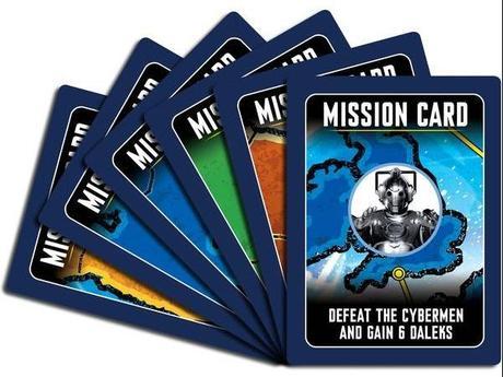 CARDS RISK MISSION