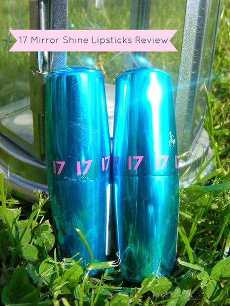 #SBBC Day 12 | 17 Mirror Shine Lipsticks Review