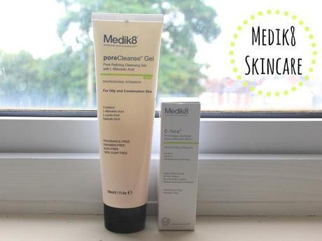 Problematic skin meets Medik8 Skincare