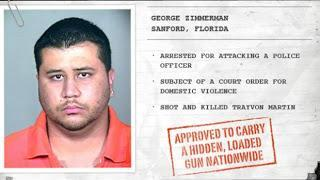 Katie McDonough on Why We Can't Take Away Zimmerman's Gun: The Patriarchal Context