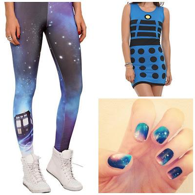 Dr. Who party outfit