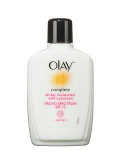 Award Winning Products 2013 - Olay Complete All Day UV Moisturizer SPF 15 Normal