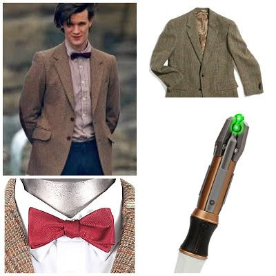Costuming for a Dr. Who Party