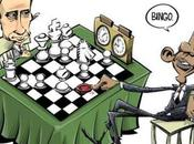 Putin Obama Cartoons Fill Internet