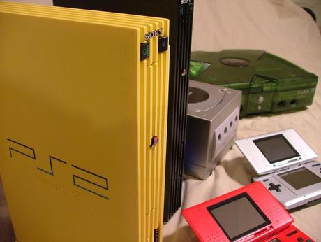 Gaming Consoles: A Blast from the Past