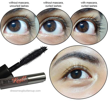 Product Review: Benefit They're Real! Mascara - Paperblog