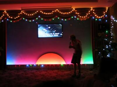 karaoke in pyongyang michael jackson