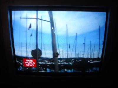 watching BBC in North Korea