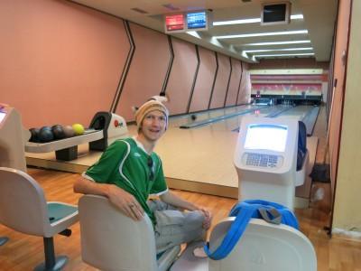 ten pin bowling pyongyang