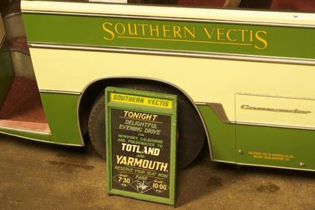 Souther Vectis - Isle of Wight Bus Museum