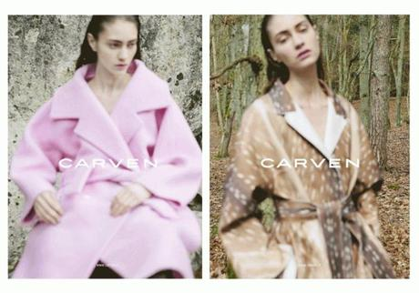 SHOWSTOPPER: Carven Candy Pink Coat - Paperblog