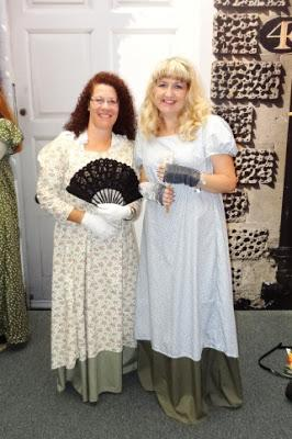 THE 2013 JANE AUSTEN FESTIVAL - AUTHOR TERI WILSON'S JOURNAL & PICTURES