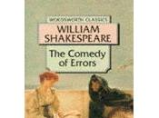 Comedy Errors William Shakespeare