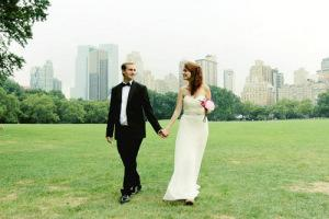 S&L central park NYC wedding