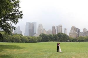 S&L central park meadow wedding