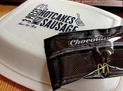McDonald's: Chocolate Syrup Hotcakes