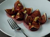 Baked Figs with Marsala Honey