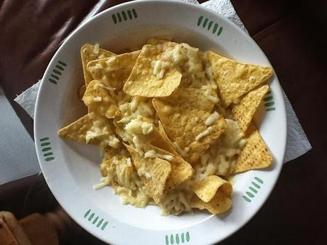 Cheesy Nachos | Recipe