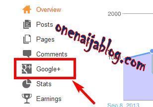 google-plus-on-blogger