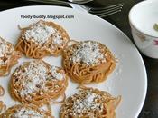 Wheat Flour Idiyappam Godhumai Healthy Breakfast Dish
