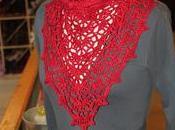 Your Grandma's Shawl: Five Trendy Crochet Shawls Fall