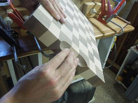 Cutting Board Construction