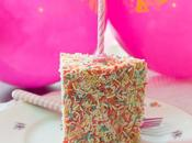Sprinkles Funfetti Layer Cake with Swiss Meringue Buttercream