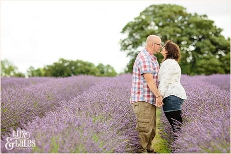 Uk Photography Lavender Fields  VW Bus Engagement Shoot Tux and Tales_4259
