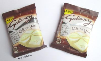 Review Galaxy A Gift For You White Chocolate Paperblog