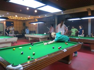 the diplo club pyongyang pool jonny blair