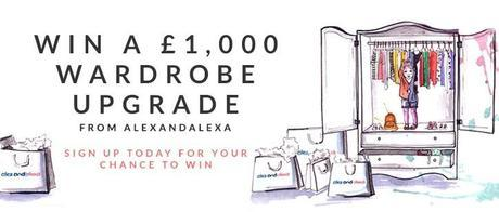 Upgrade your child's wardrobe with Alex and Alexa