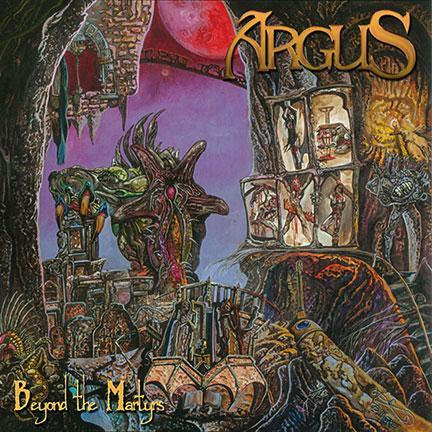 ARGUS Posts New Track From Upcoming Album, Beyond the Martyrs