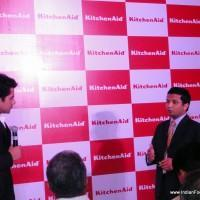 Mohit Jain, Regional Director, Asia Pacific, Kitchen Aid Small Appliances
