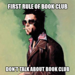 Funny Book Meme Friday Part VI