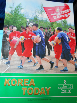 today magazine DPRK
