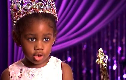 toddlers and tiaras essay Free essay: for example a child who bites or hits another is seen as angry so the primary caregiver can say, now instead of being mad what do you need to say.